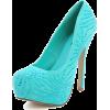 Cipele Platforms - 厚底鞋 -