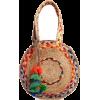circle boho bag - Torbice -