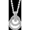 circle pendant - Necklaces -