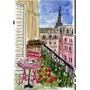 City - Illustration - Buildings -