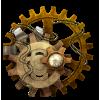 Clock Brown - Items -