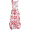 clothing maxi flower print - ワンピース・ドレス -