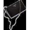 clutch bag prada - Hand bag -