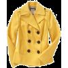Jacket - coats Yellow - アウター -
