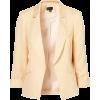 Suits Yellow - Jaquetas -