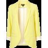 Suits Yellow - Sakoi -