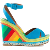 colorful wedges - Wedges -