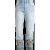 copenhagen flower jeans - Jeans -