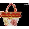 coral beach bag - Bolsas de viaje -