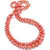 coral necklace - Collane -