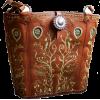 cowboy boot purse handbag - Torbice -