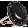 crescent moon ring - Кольца -