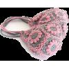 crochet flower bag - Torebki -