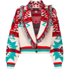 cropped cardigan - 开衫 -