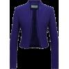 cropped jacket BOSS - Abiti -