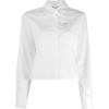 crop shirt - Košulje - duge -