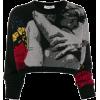 crop sweater - Maglioni -