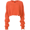 crop sweater - Pullovers -