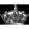 crown stencil - Illustrations -