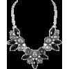 crystal necklace - Naszyjniki -
