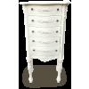 Cupboard White - インテリア -