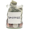 currency money savings jar - Items -