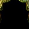 Curtains Green - Furniture -