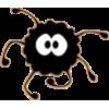 cute cartoon spider - Animals -
