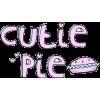 cutie - Teksty -