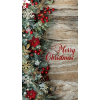 dChristmas Card - 背景 -