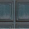 dark blue wall paneling - 室内 -