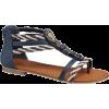 deichmann gladiator sandals - Sandals - $22.99