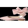 delpozo bow flat ballerinas - Ballerina Schuhe -