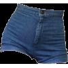 denim - Shorts -
