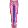 Jeans Purple - Dżinsy -