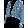 denim jacket - Chaquetas -
