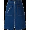 denim skirt1 - Gonne -
