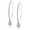 diamond earrings - Серьги -