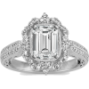 diamond engagement ring - Rings -