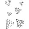 diamonds - Illustrations -
