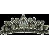 diamond tiara brooch - Items -