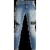 Pants Blue - Pants -