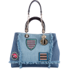 dior denim - Hand bag -
