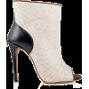 Boots B&W - Čizme -