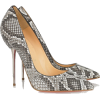 Shoes Gray - Shoes -