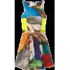Dresses Colorful - Dresses -