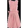Dresses Pink - Vestidos -