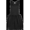 Dresses Black - Vestiti -