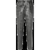 Pants Black - Hlače - duge -