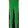Pants Green - Hlače - dolge -